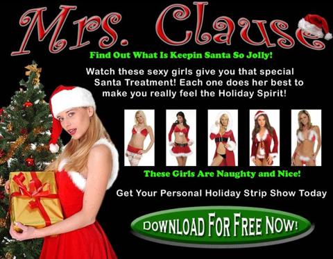 Xmas-stripshow-website