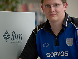 Chris Northwood, one of the developers of Sophos Anti-Virus 7.0 for UNIX