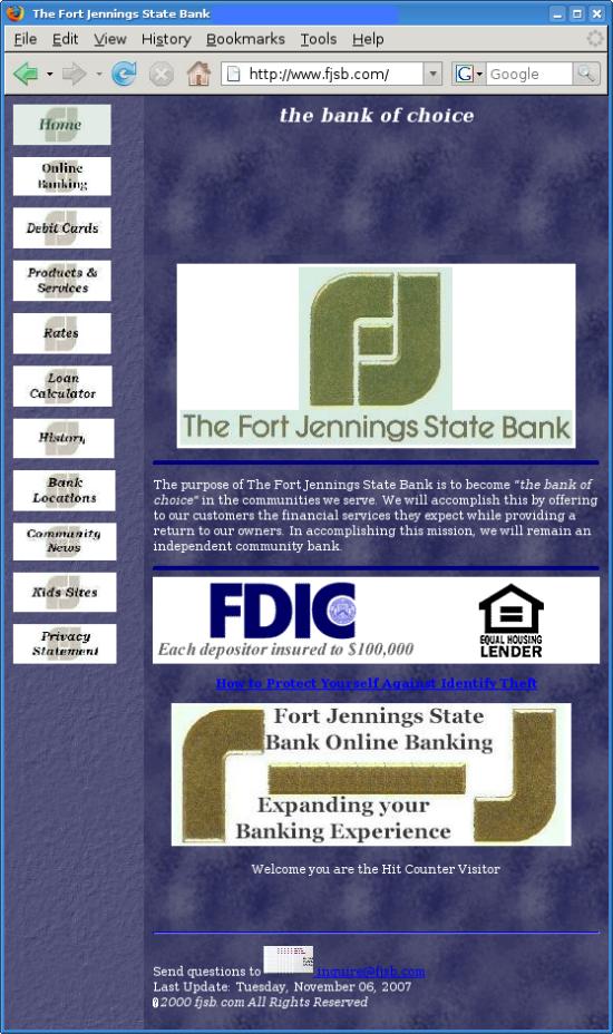 fjsb.com homepage