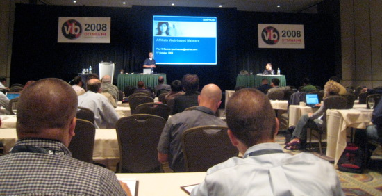 Virus Bulletin conference 2008