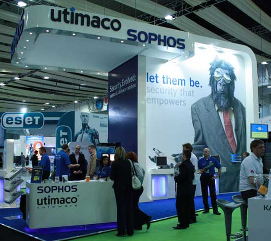 Sophos at Infosec London