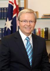 Kevin Rudd, Prime Minister of Australia