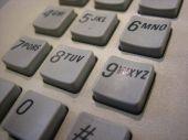 Keypad buttons