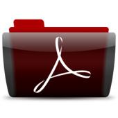 Adobe Acrobat PDF folder