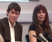 Gary McKinnon and his mother Janis Sharp