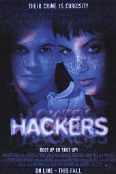 Hackers film poster