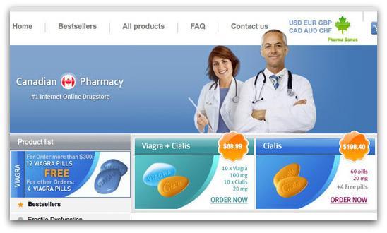 Canadian pharmacy website