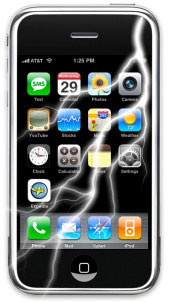 iPhone lightning