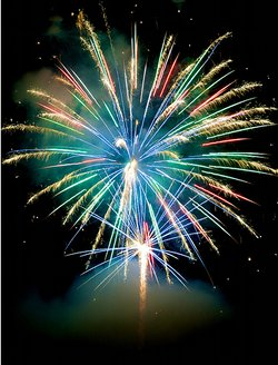 Image of Fireworks from thelastminute's Flickr photostream