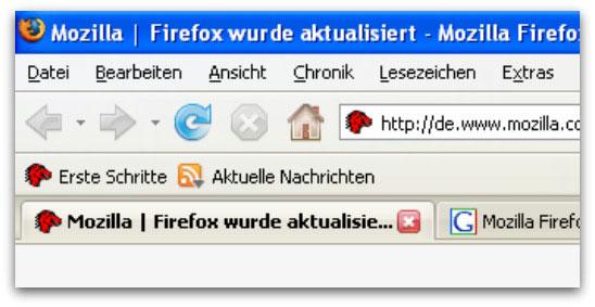 German Firefox