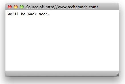 TechCrunch hacked