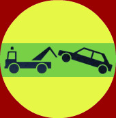 Car tow-away