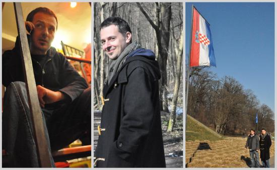 Vanja in Zagreb