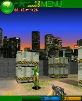 3d anti-terrorist action