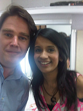 Graham Cluley and Sonali Shah