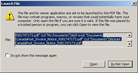 PDF Spam 2