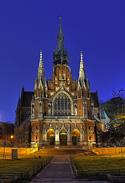 St Joseph's church Krakow