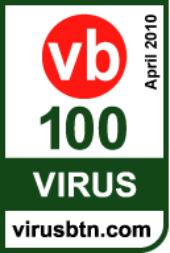 VB100 award