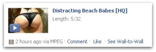 this is hilarious! lol :P :P :P Distracting Beach Babes [HQ] Length: 5:32