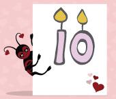 Love Bug 10th birthday