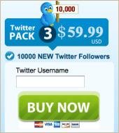 Purchase Twitter followers