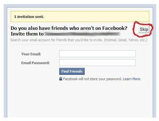 Facebook Auto-Invite Step 3