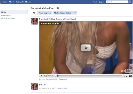 Funniest Video on Facebook