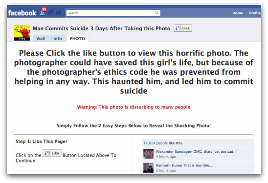 Man Commits Suicide 3 Days after Taking This Photo