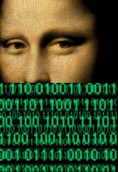 Mona Lisa binary