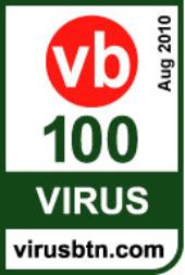 VB100 August 2010