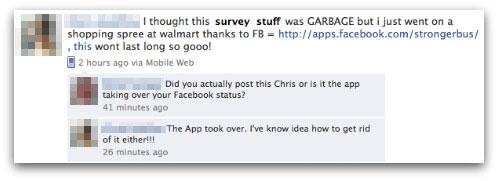 Survey worm discussion