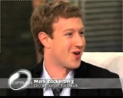 Mark Zuckerberg on Oprah