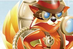 Firefox fox