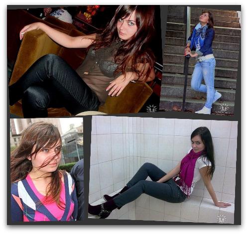 Kristina Svechinskaya collage
