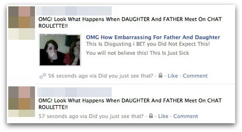OMG! Looks What Happens When DAUGHTER and FATHER Meet on CHAT ROULETTE!!