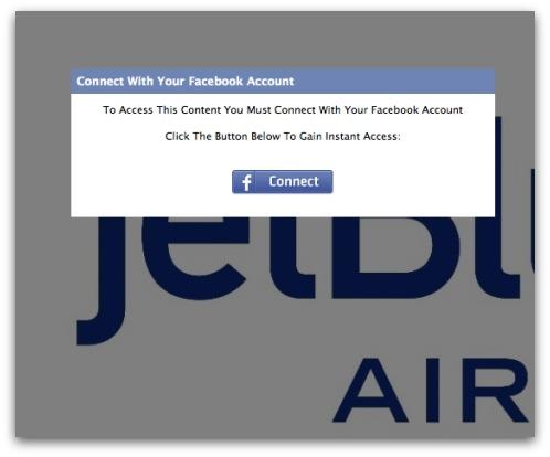 Jet Blue scam
