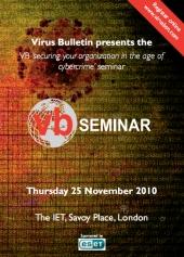 Virus Bulletin seminar