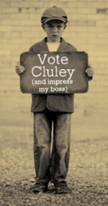 Vote Cluley image