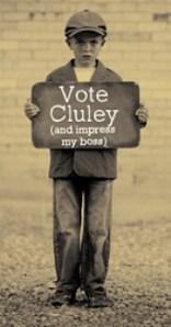 Vote Cluley image