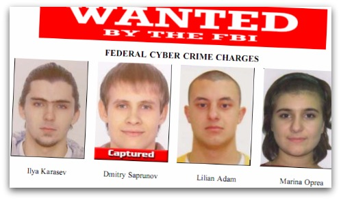 Part of Wanted poster