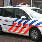 Dutch police car
