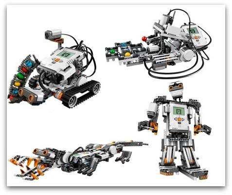 LEGO Mindstorm NXT 2.0 prize