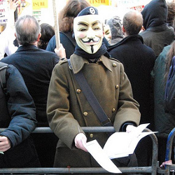 A Russian trying to be Anonymous