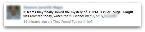 It seems they finally solved the mystery of TUPAC's killer, Suge Knight was arrested today, watch the full video!