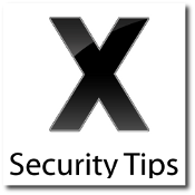 OS X Security Tips