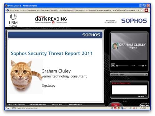 Dark Reading web seminar