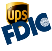 UPS FDIC