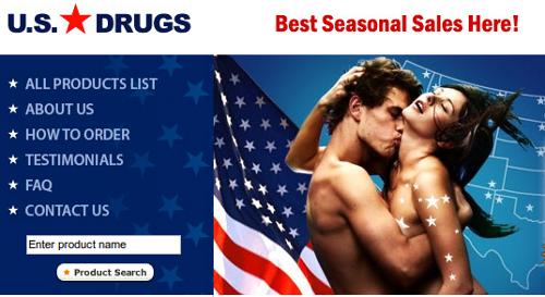 US Drugs logo
