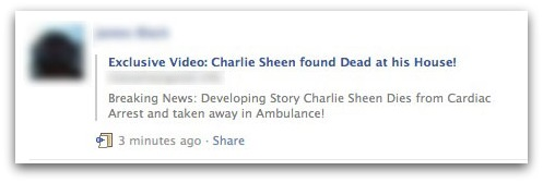 Exclusive Video: Charlie Sheen found Dead at his House!