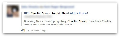RIP! Charlie Sheen found Dead at his House!